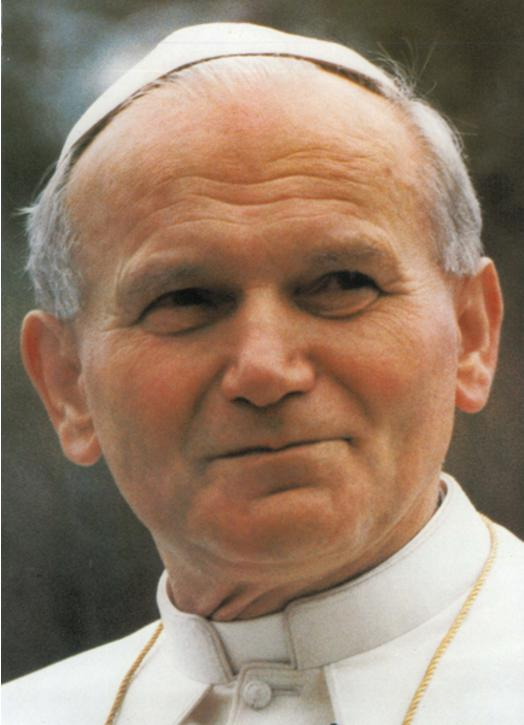 Icon of John Paul II (1978 - 2005)