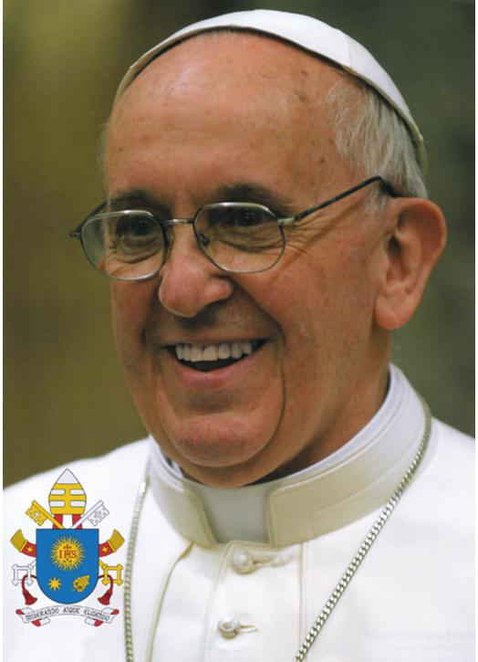 Icon of Pope Francis
