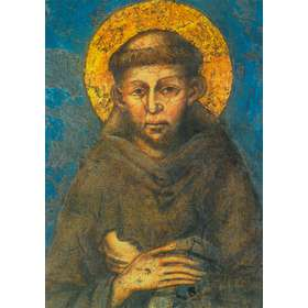 Icône de saint François d'Assise