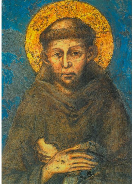 icono de San Francisco de Asís
