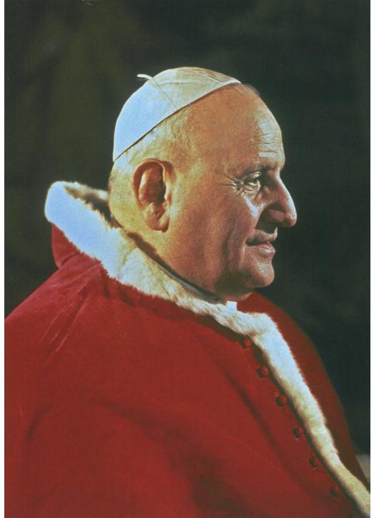 Icono de San Juan XXIII