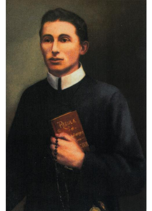 Icono del Venerable Alfred Pampalon