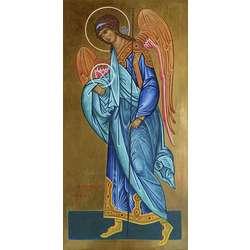 Icono del arcángel Gabriel