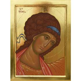 Icône de l'Archange Saint Michel
