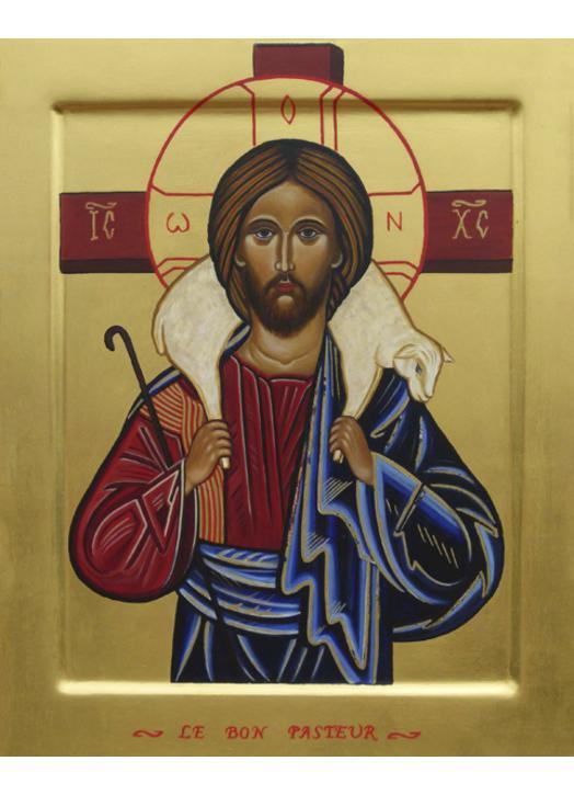 Icono del Buen Pastor