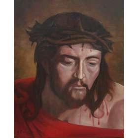 Icône de Jésus souffrant