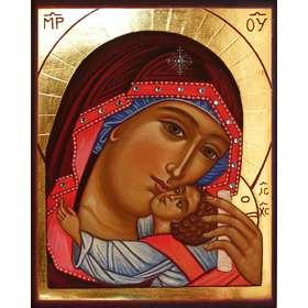 Icône de Marie Sainte Mère de Dieu
