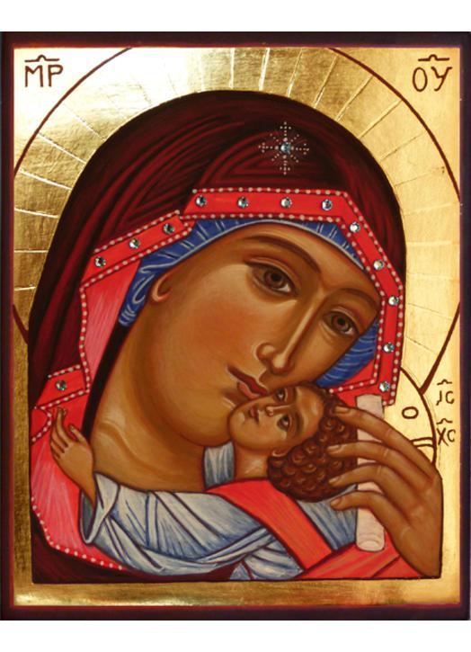 Icono de María Madre de Dios
