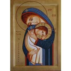 Icono de Nuestra Señora de la Esperanza