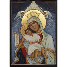 Icon of Our Lady of the Angels