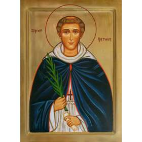 Icône de Saint Arthur