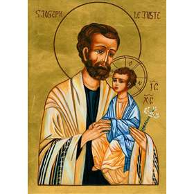 Icon of St. Joseph the Just