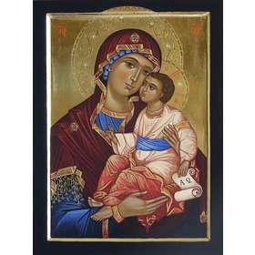 Icono de la Virgen María Madre de Dios