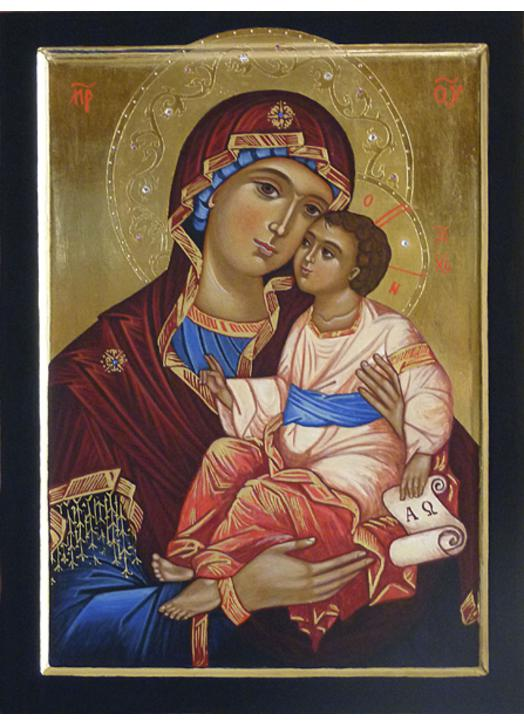 Icon of Virgin Mary Mother of God