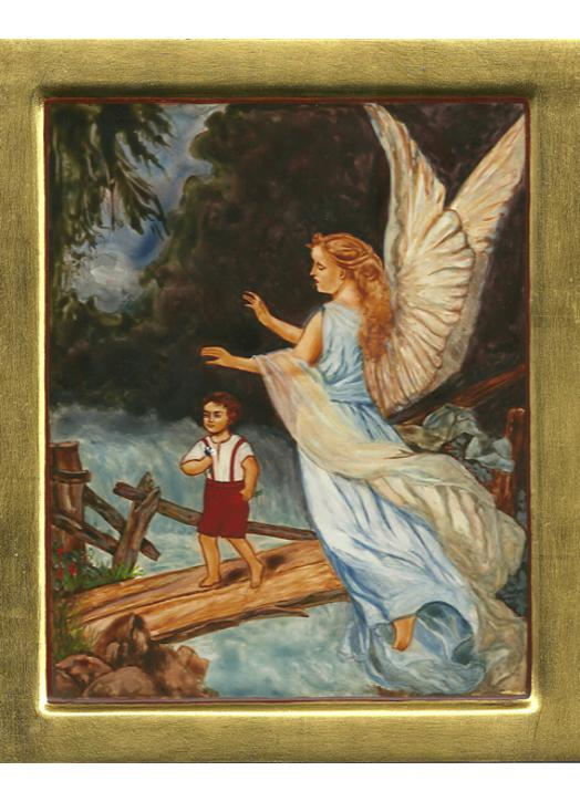 Icon of the Guardian Angel