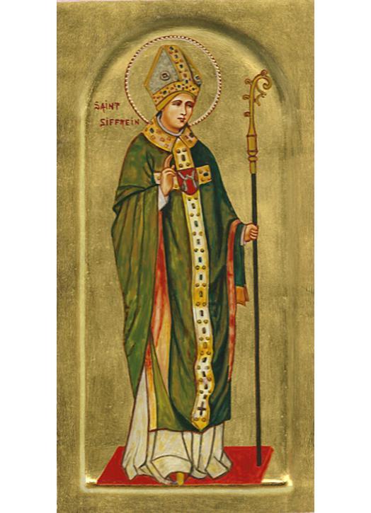 Icon of Saint Siffrein
