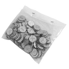 Medalla de S. Benito - aluminio - 17 mm - lot de 100 (Un paquet de 100)