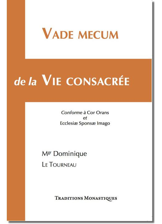 booksSale of book : Vade-mecum de la vie consacrée (Réf. L1142F)