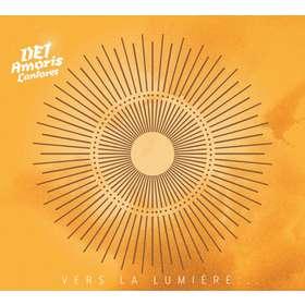 """CD de chants liturgiques polyphoniques : """"Vers la lumière"""" (Couverture)"""