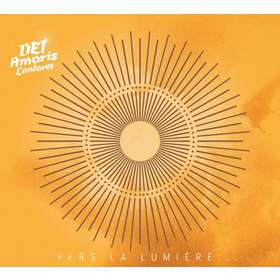 "CD polifónicos canciones litúrgicas: ""Vers la lumière"" (Couverture)"