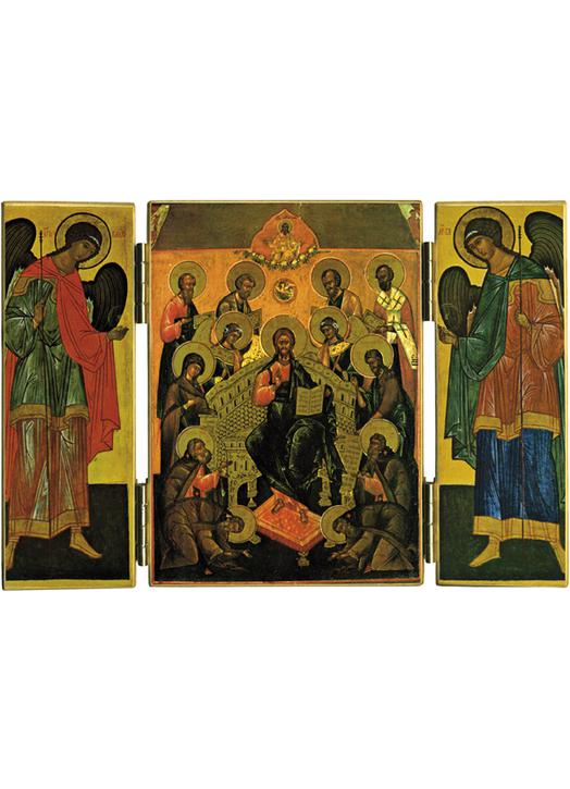 The Deesis and the Saints