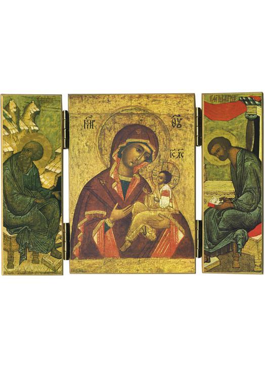 La Virgen Hodogitria