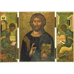 Le Christ Sauveur et Source de Vie