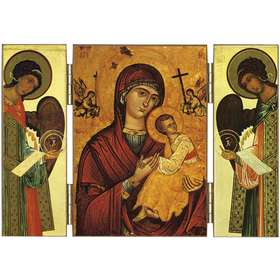 Vierge de la Passion