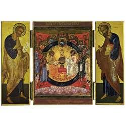 De Drievuldigheid volgens het Oude Testament