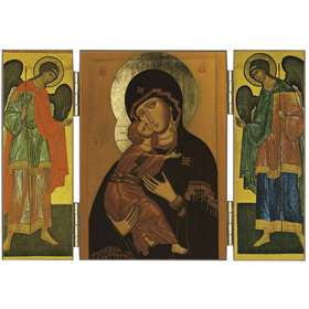 Vierge Vladimirskaya
