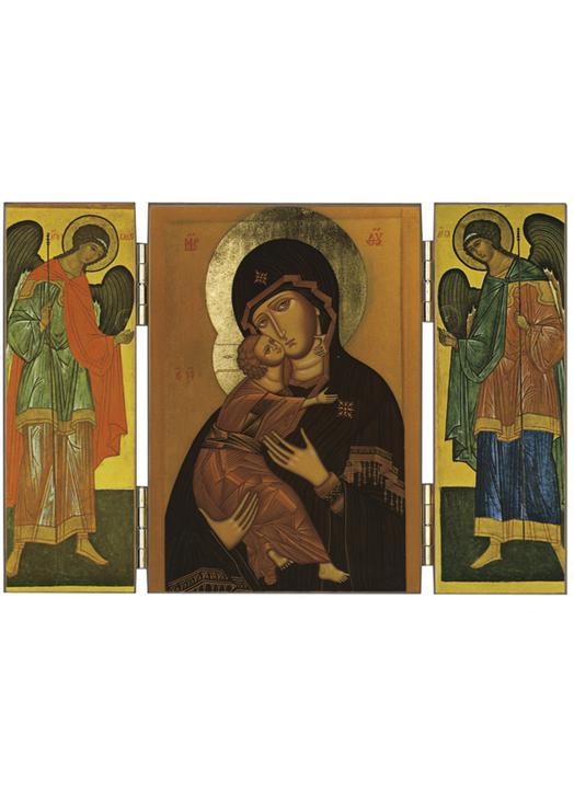 The Vladimirskaya Virgin