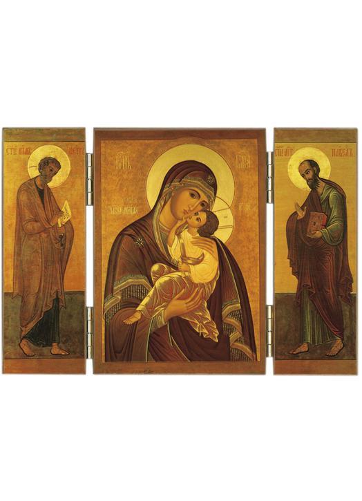 La Vierge qui aime les hommes