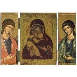 La Virgen Wladimirskaja