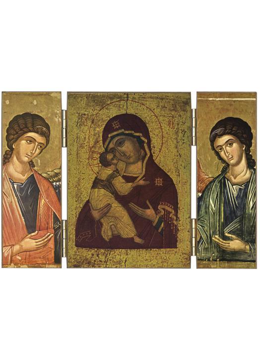 La Vierge Wladimirskaja