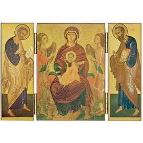 La Vierge au Trône