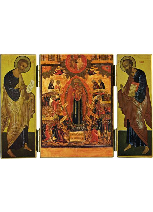 La Virgen del Consuelo