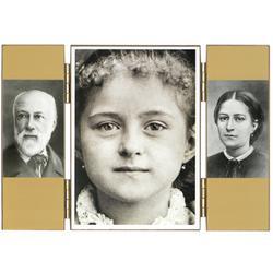 Sainte Thérèse de Lisieux à huit ans