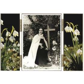 Ste Thérèse au Lys