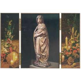 La Vierge d'Autun