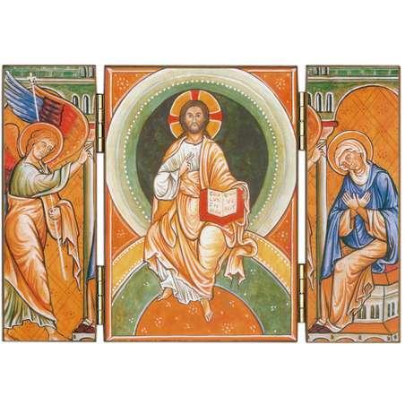 Triptyques religieux