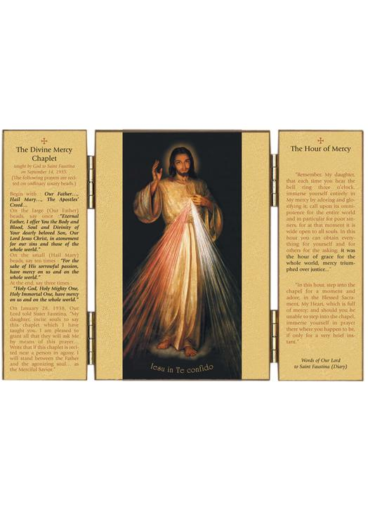 Merciful Christ - Chaplet and hour