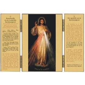 Barmhartige Christus - Rozenhoudj en moment