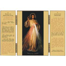 Cristo Misericordioso - Rosario y Hora