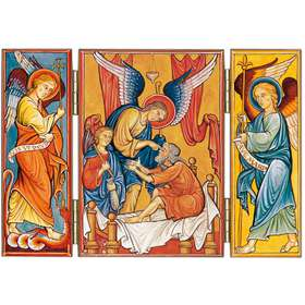The Archangels Michael, Raphael and Gabriel