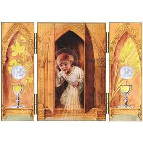 El Niño Jesús en el Sagrario