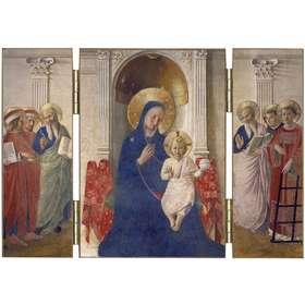 La Vierge et l'Emmanuel