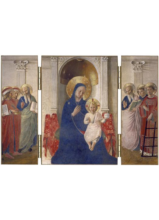 Virgin and the Emmanuel