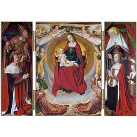 Triptych of the Master of Moulins