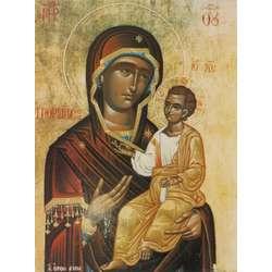 Icono de María Puerta del Cielo (G, TG)