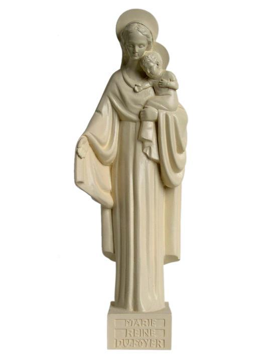 Nuestra Señora del Hogar de Caridad - 30 cm (Vue de face)
